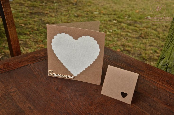 #slubne #zaproszenia #idyllic #heart #wedding #cards #manufakturaslubna #sluby #invitations