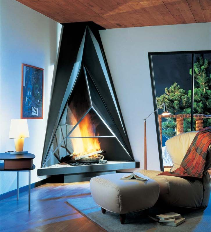 Superior 50 Modern Fireplace Ideas To Fall In Love With