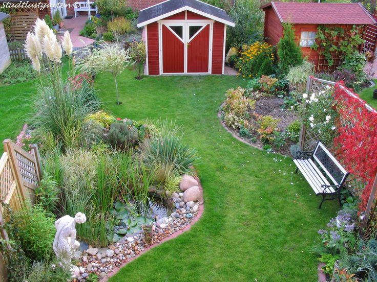 Die 25+ Besten Ideen Zu Reihenhausgarten Auf Pinterest | Londoner ... Ideen Tipps Gestaltung Aussenraume