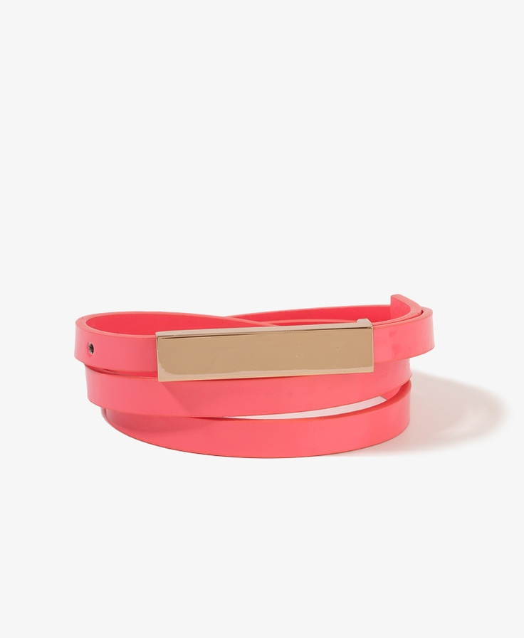 Patent Rectangle Belt   FOREVER21: Style Bags, Funky Fresh, Belts 580, Belts 5 80, Rectangle Belts, Patent Rectangle