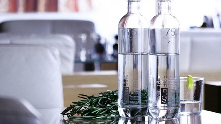 AquaChiara, l'eau micro filtrée destinée aux professionnels