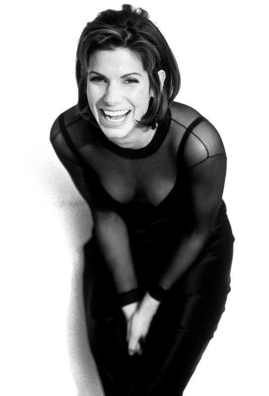 Actress Sandra Annette Bullock. Born 26 July, 1964, Arlington County, Virginia, U.S.