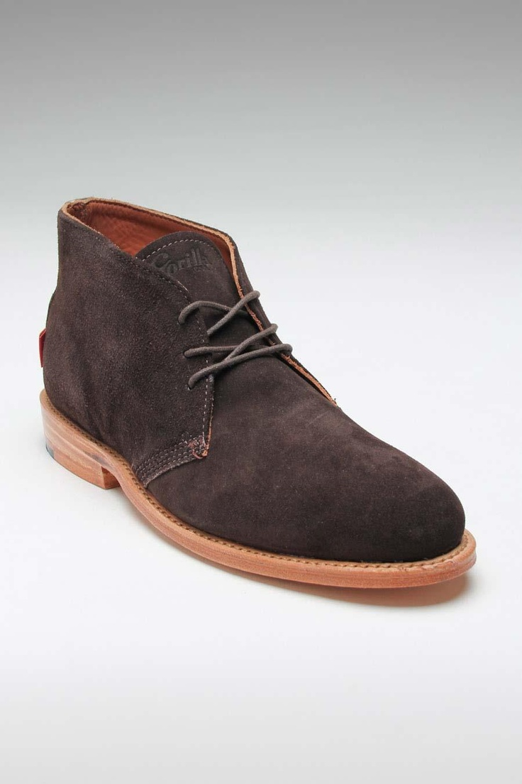 Brown Suede Chukka / by Gorilla USA