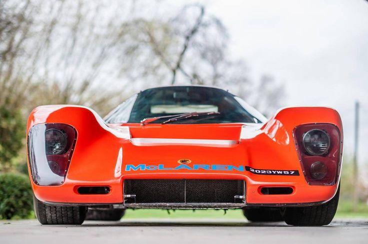 1969 McLaren for sale #1865527 - Hemmings Motor News