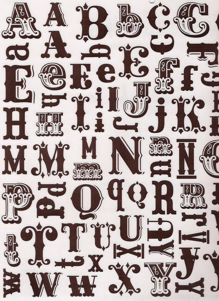 Best font style images on pinterest letter fonts