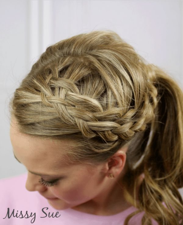 how to hair braid styles 12 best alternative wedding traditions images on 4754