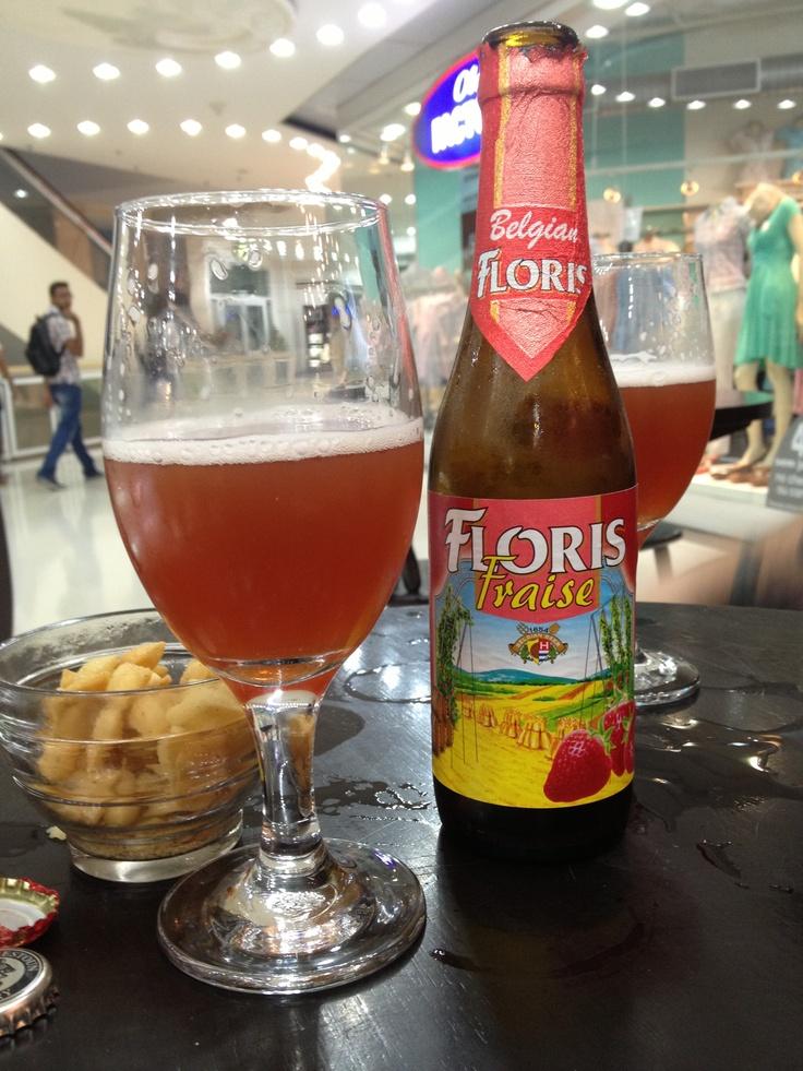 #069 - Floris Fraise (Bélgica)