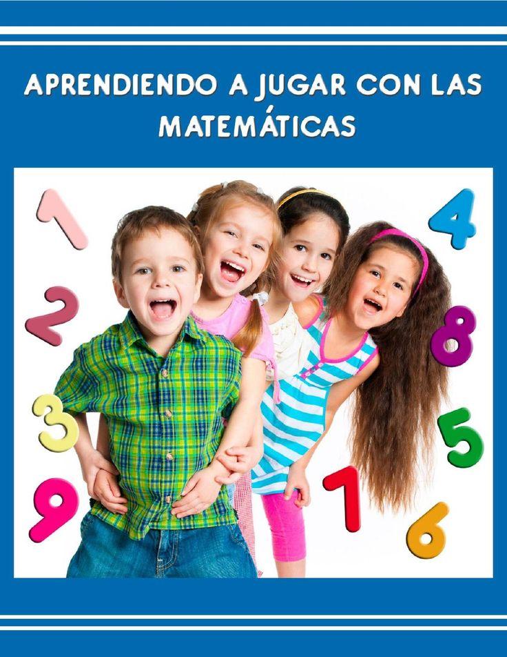 Aprendiendo a jugar con las matemáticas Este es un proyecto para niños preescolares, a partir de los 5 años de edad, cuyo objetivo es fomentar y motivar su gusto por las matemáticas, mediante actividades de fácil manejo donde ellos puedan aprender de manera didáctica y divertida.