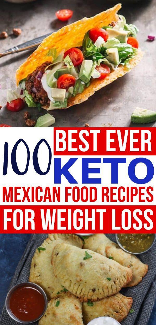 Keto mexikanisches Essen: 100+ einfache kohlenhydratarme mexikanische Rezepte