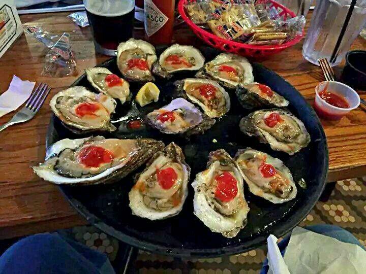 Raw Oysters ㄟ( ・ө・ )ㄏIn Louisiana ㄟ( ・ө・ )ㄏ