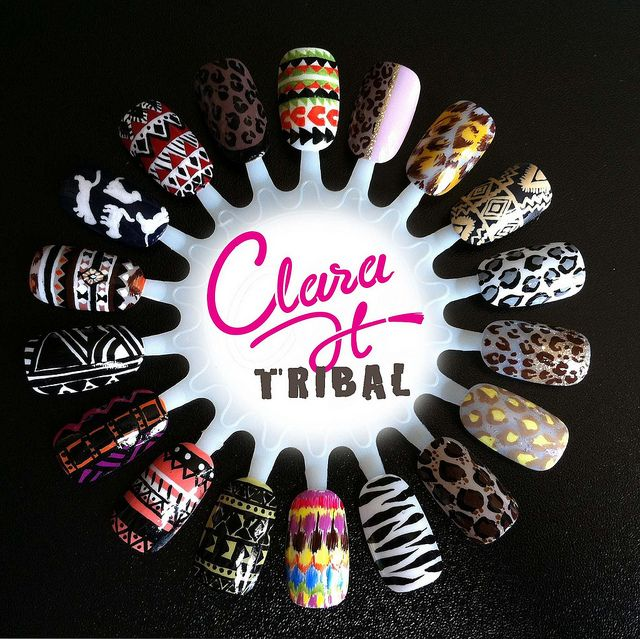 57 best nail art wheel images on pinterest nail art wheel clara h tribal nail art wheel prinsesfo Image collections