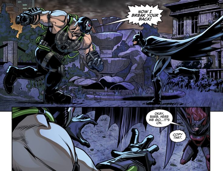 Injustice: Gods Among Us: Year Five Issue #6 - Read Injustice: Gods Among Us: Year Five Issue #6 comic online in high quality
