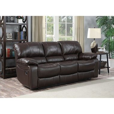 recliners fall and leather reclining sofa on pinterest. Black Bedroom Furniture Sets. Home Design Ideas
