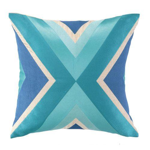 When Should You Throw Away A Pillow : Trina Turk Residential Building Throw Pillow Blue Me Away Pinterest Trina turk, Buildings ...