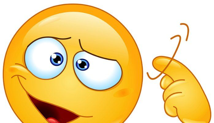 Verrückt Emoji