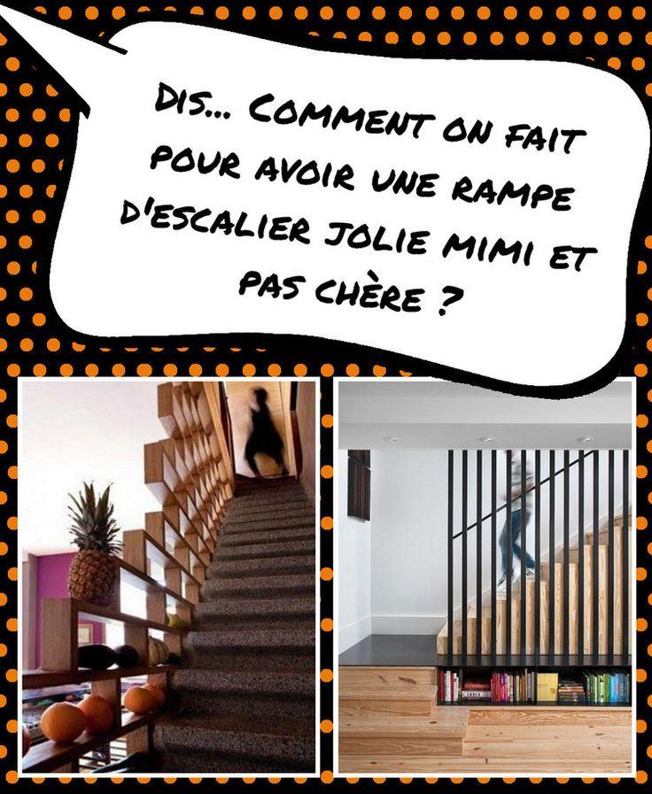 les 77 meilleures images propos de escaliers d cor s sur pinterest rampes conception d. Black Bedroom Furniture Sets. Home Design Ideas