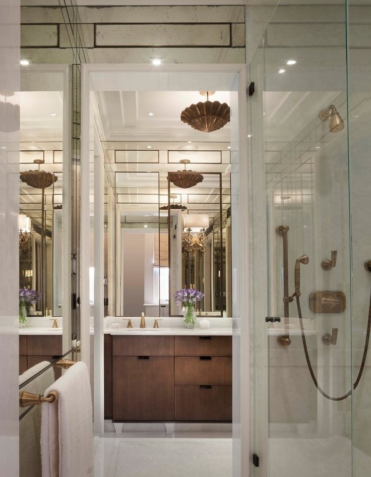 Fifth Ave Apartment by John B. Murray Architect / this is so much glamour, I can't contain myself.