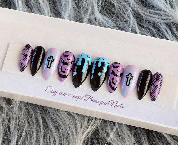 baroquennails.ets… #nails #nail #manicure #custom #order