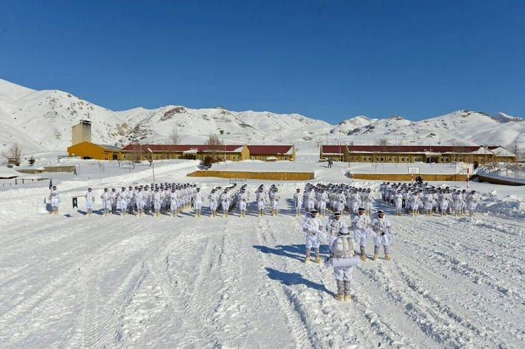 Turkey Mountain Commandos- Pars Battalion
