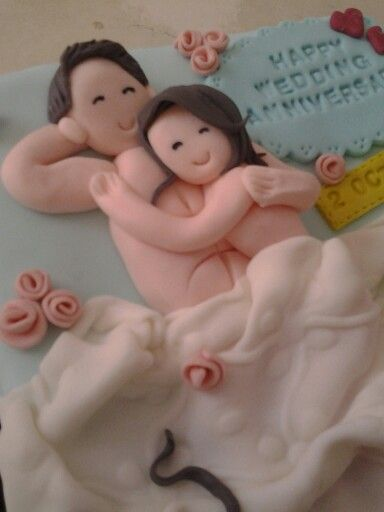 Wedding aniversary cakes