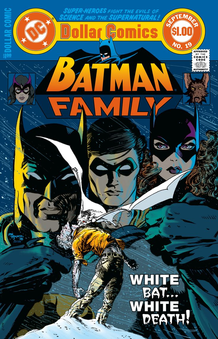 Best 15 fantasy fiction ideas on pinterest illustration art batman family no 19 by michael wm kaluta sep 1978 dc comics fandeluxe Gallery