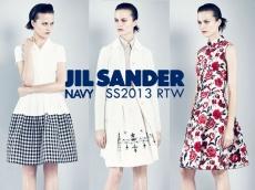 Jil Sander Navy: NY Fashion Week SS2013 RTW. Jil Sander Navy представил свою новую коллекцию весна-лето 2013 на неделе моды в Нью-Йорке.