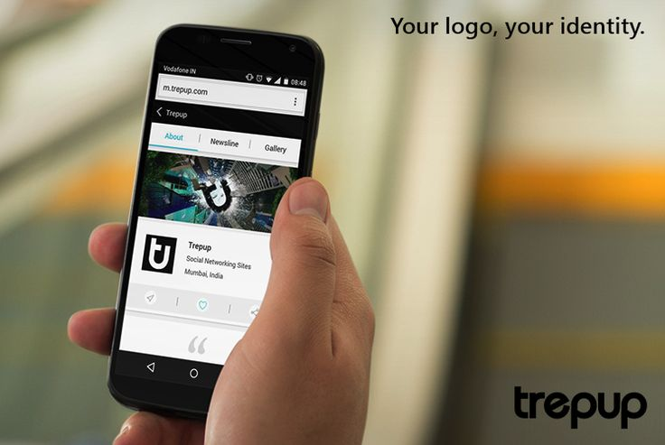 From the four rings of Audi to the crocodile of Lacoste, logos have stories to tell. Make history with your company's logo on Trepup. http://trepup.co/1ljM4jH