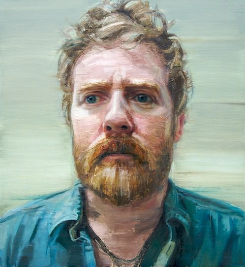 Colin Davidson - Thread of Light/Glen Hansard. (the eyes)