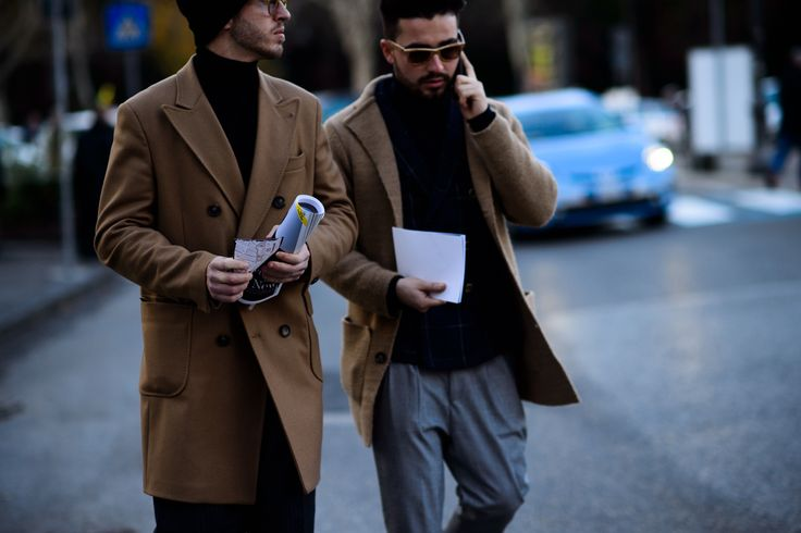 The Best Street Style from Pitti Uomo Fall 2016, Day 1 - Pitti Uomo Fall 2016, Day 1-Wmag