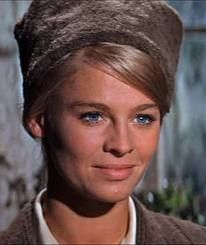 Julie Christie in Dr. Zhivago