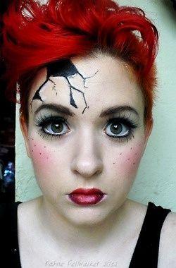 doll face makeup | Tumblr