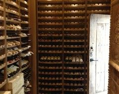 Give Your Wine Collection A High End Home, With A Prefab Or Custom Racking Part 95