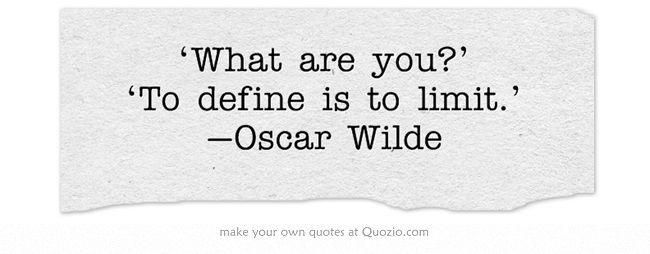 Oscar Wilde//
