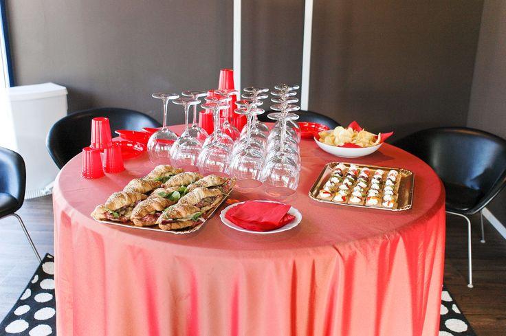 #Caffelarte #Party #Laurea #Rinfresco