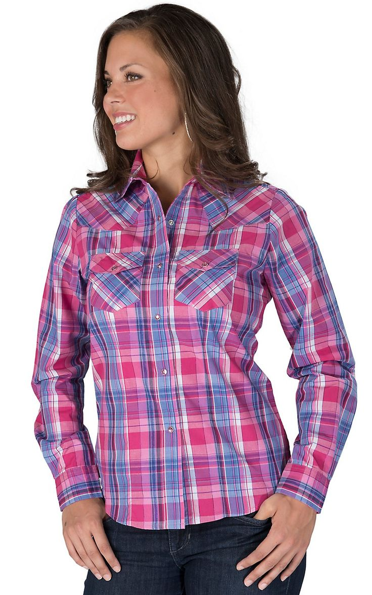 17 Best images about Plaid shirt on Pinterest | Plaid tunic, Check ...