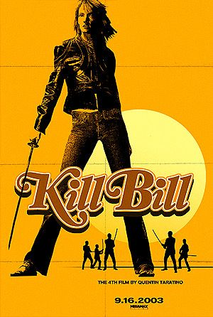 Kill Bill #Poster #Design