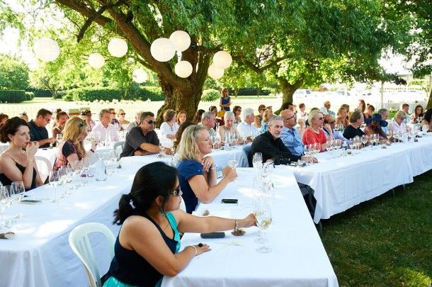 Mix  Mingle - Vineyard lunches, moveable feasts, educational tastings. There's something for everyone at the i4c.