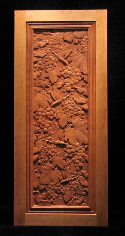 1000 Images About Carved Grapes And Vines On Pinterest
