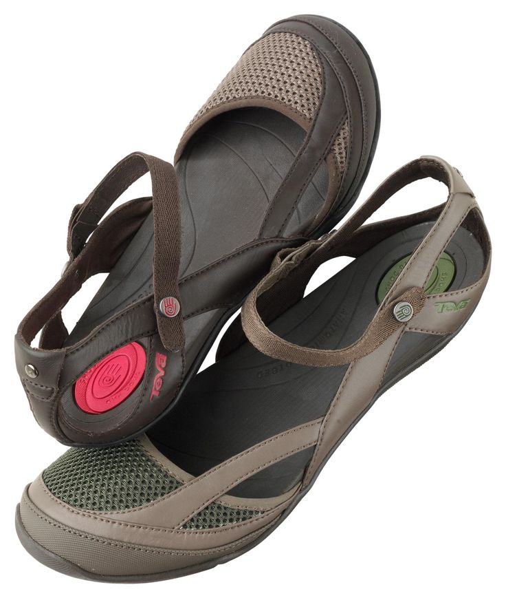New Teva Omnium Closed Toe Sandals  Sportsman39s Warehouse