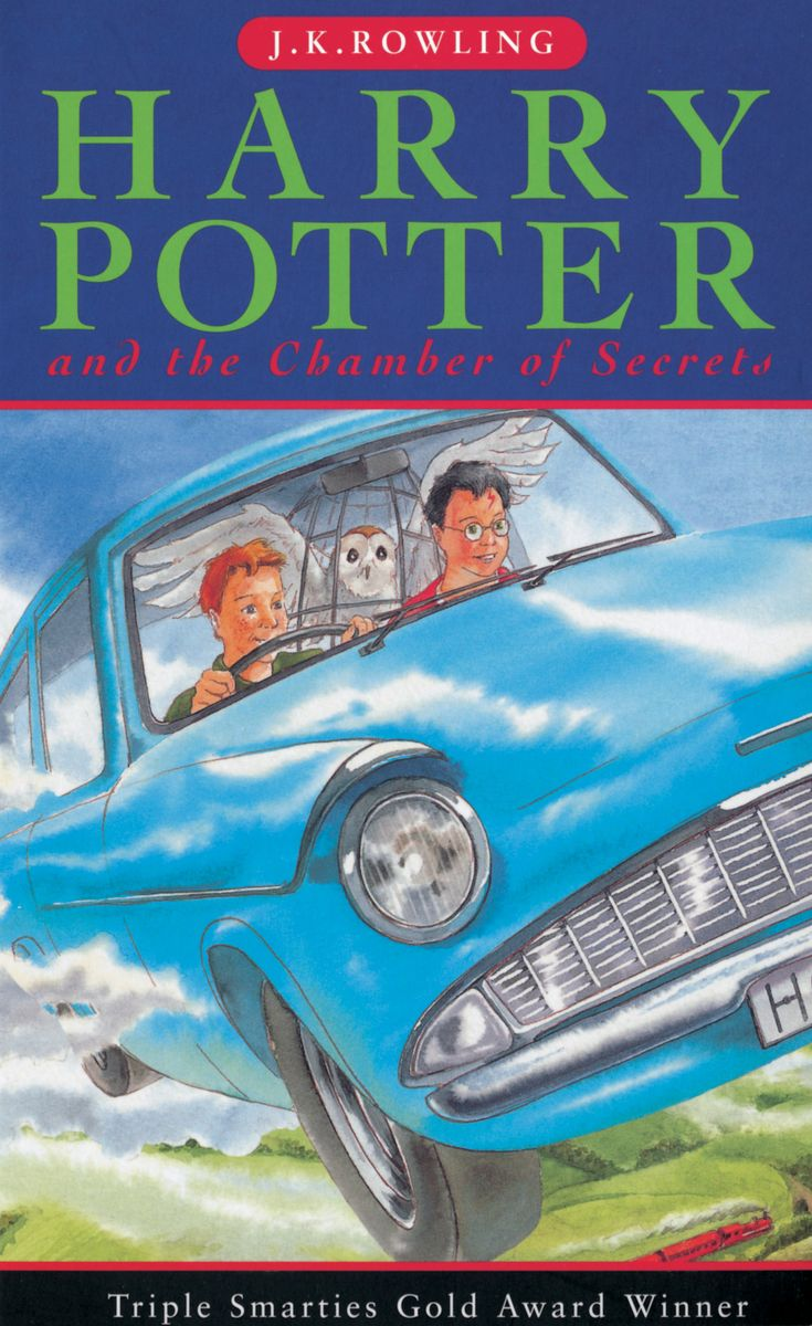 Harry Potter and the Chamber of Secrets (UK 1998)