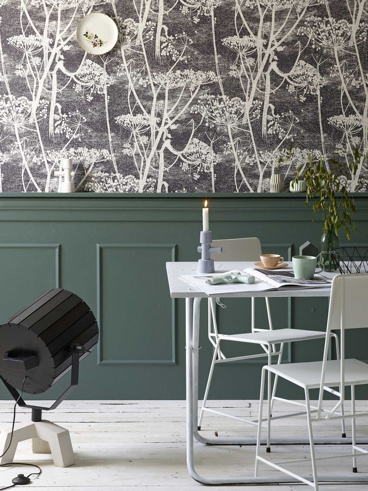 1000 ideas about cow wallpaper on pinterest discount for Boiserie in legno ikea
