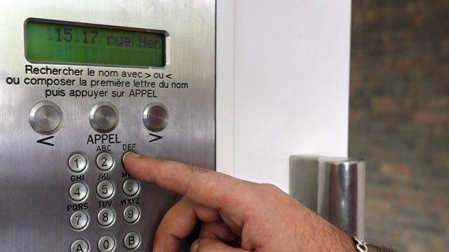 Alarmes, portes blindées ou digicodes se révèlent efficaces face au fréquent amateurisme des cambrioleurs qui veulent entrer par effraction. (Photo d'illustration)