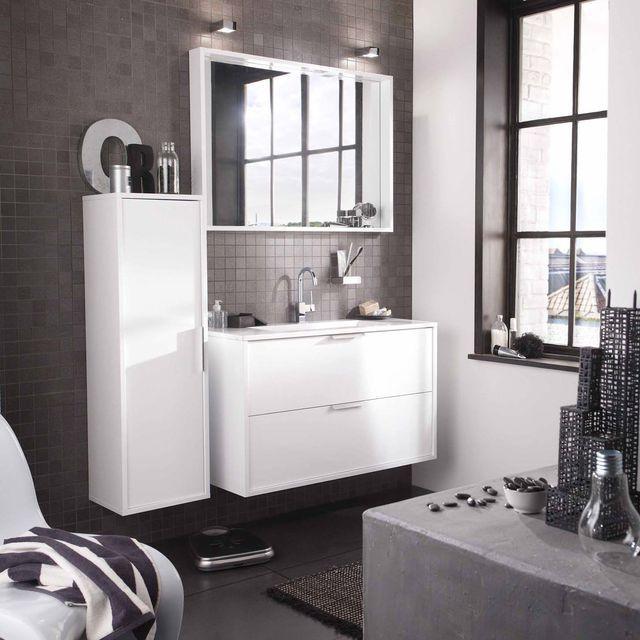 9 best salle de bain images on Pinterest Bathroom, Cement and Kitchens