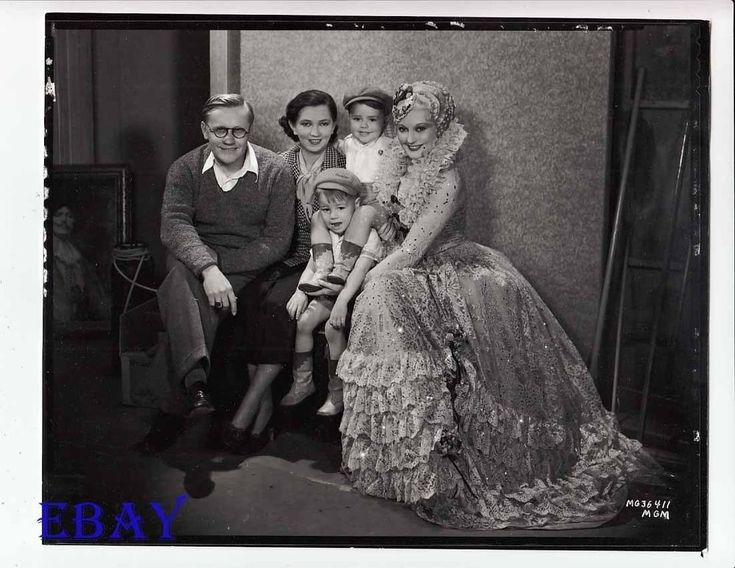 Hal Roach Spanky McFarland Photo from Original Negative