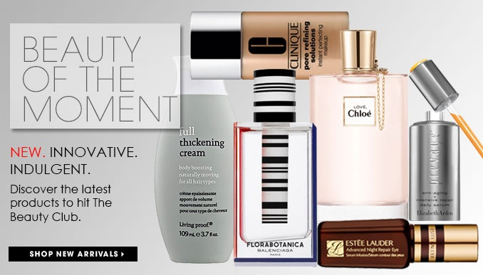 Beauty products of the moment, whats new in February 2013