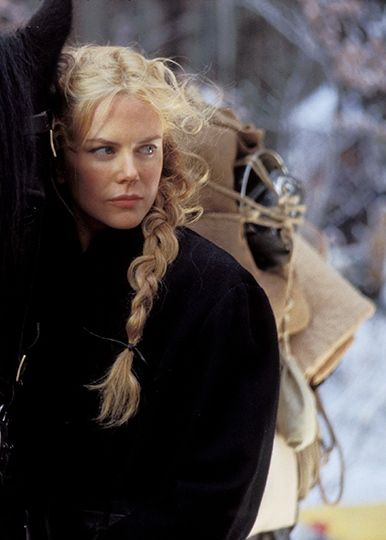 Nicole Kidman, Cold Mountain lose, wavy plait