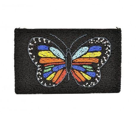 Geanta plic Butterfly