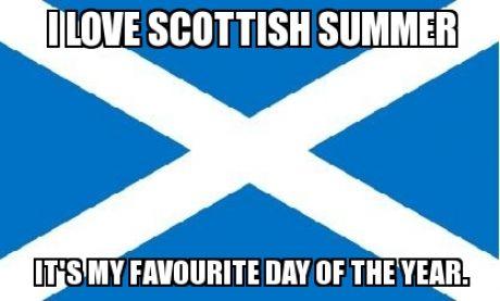 Scottish Weather #scotland #weather #funny
