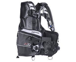 Sherwood AVID Scuba BCD - XL - NEW w/ Warranty, FREE BC Hanger & Shipping