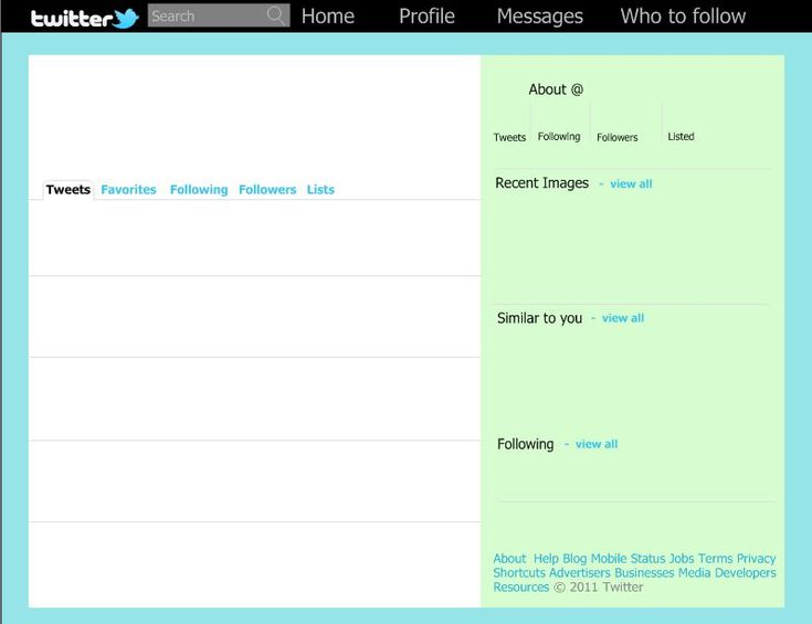 Twitter template in SMART Notebook - tudents can use this template ...